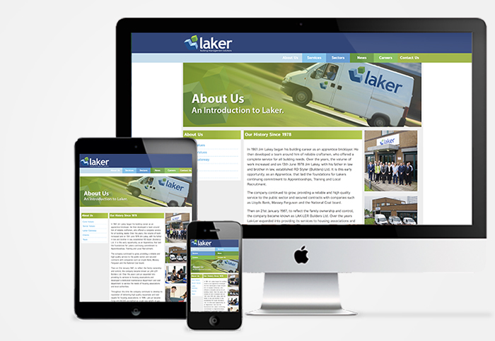 website design Stratford upon avon Warwickshire